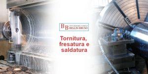 Officina Bellin Bruno torniture fresature saldature
